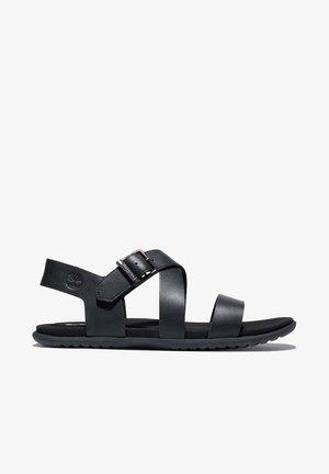 KESLER - Sandals - jet black