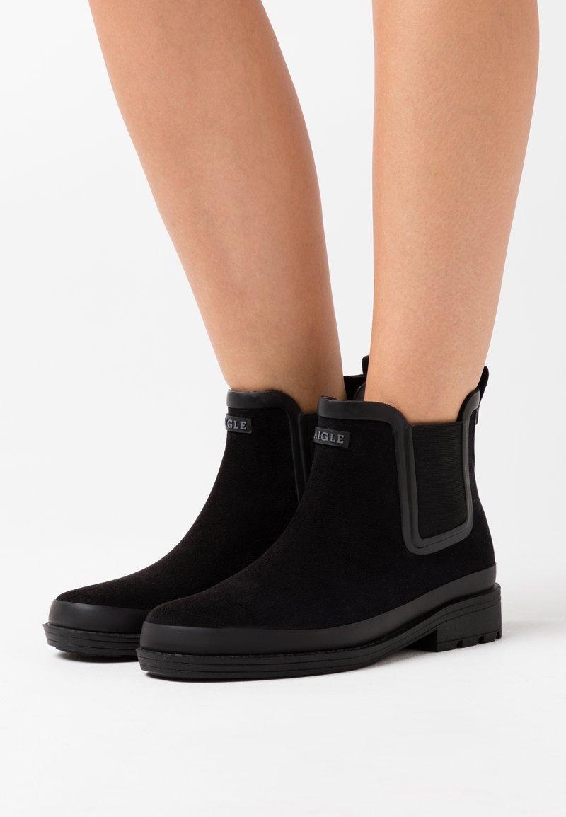 Aigle - BOOT - Classic ankle boots - noir