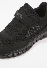 Kappa - FOLLOW - Chaussures d'entraînement et de fitness - black/grey - 5