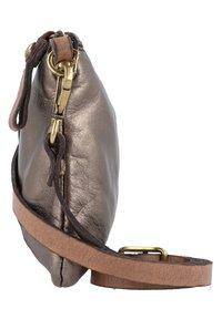 Campomaggi - Across body bag - piombo-t/grigio - 3