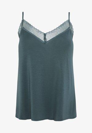 Nattøj trøjer - turquoise
