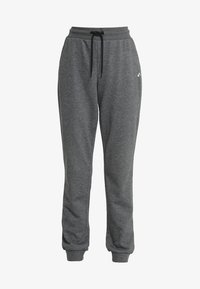 ONLY Play - ONPELINA PANTS - Tracksuit bottoms - dark grey melange - 3