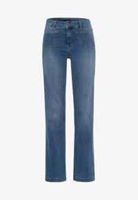 More & More - Straight leg jeans - blue denim - 0
