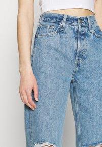 Even&Odd - Jeans straight leg - light blue denim - 4