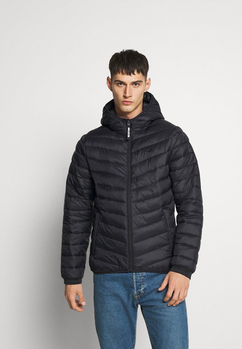 Hollister Co. - Winter jacket - black