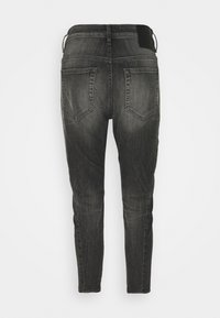 Diesel - D-FAYZA-T - Relaxed fit jeans - washed black - 6