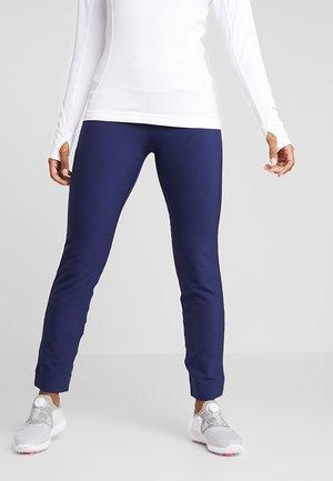 PWRSHAPE PULL ON PANT - Outdoorové kalhoty - peacoat