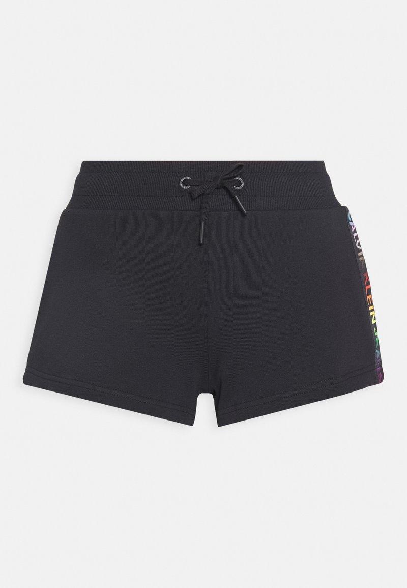 Calvin Klein Jeans - INSTITUTIONAL  - Shorts - black