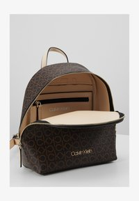 Calvin Klein - MONO BACKPACK  - Plecak - brown - 2