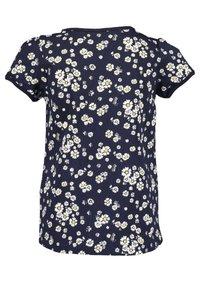 Blue Seven - DAISY FLOWERS - Print T-shirt -  korn  rosa nacht aop - 5
