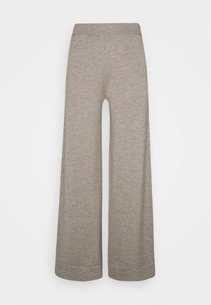 RENNA - Trousers - taubengrau