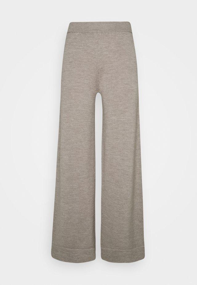 RENNA - Pantalon classique - taubengrau