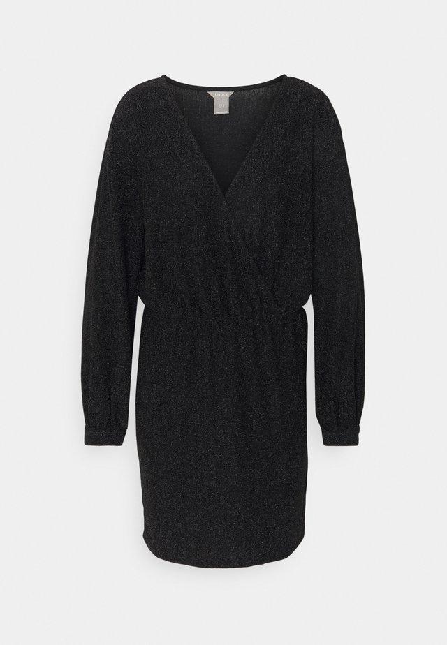 DRESS BLONDIE - Sukienka letnia - black