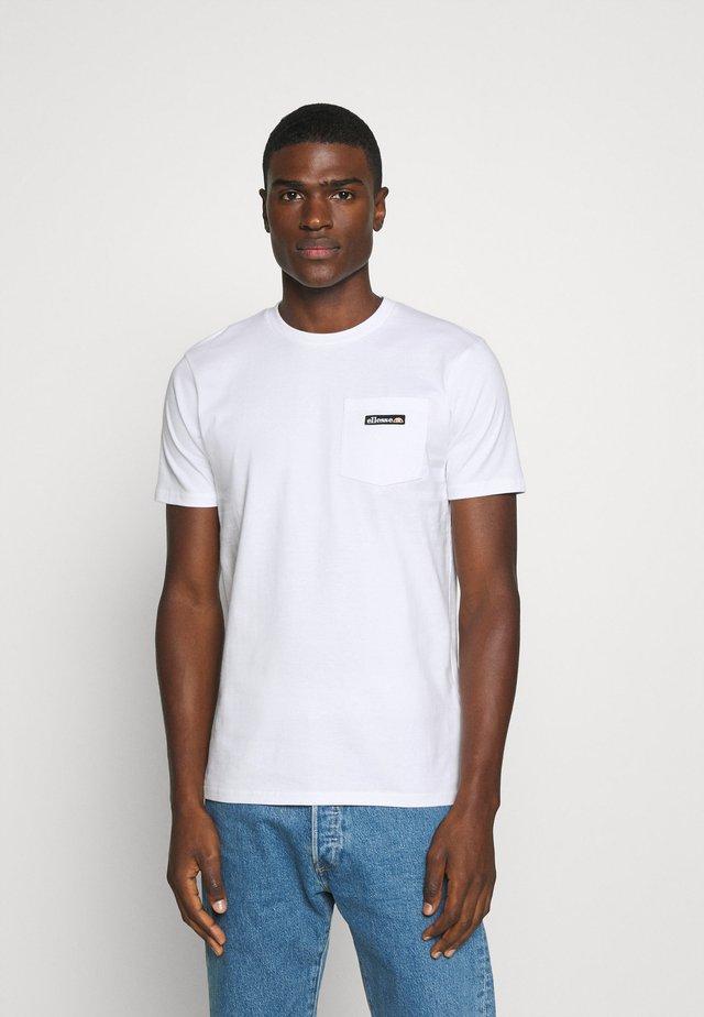 MELEDO - T-shirt basique - white