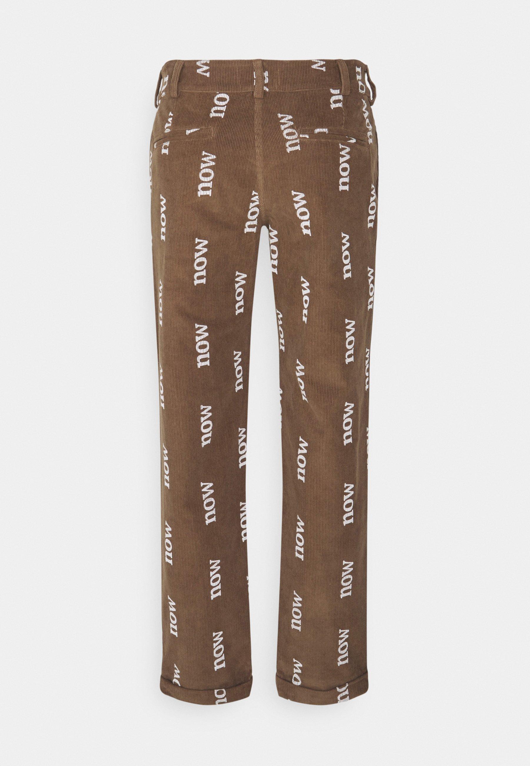 Uomo NOW NEW ORGANIC WORLD SPECIAL EDITION UNISEX - Pantaloni