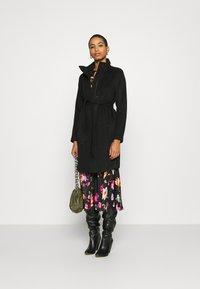Selected Femme - SLFMELANIE COAT - Classic coat - black - 1