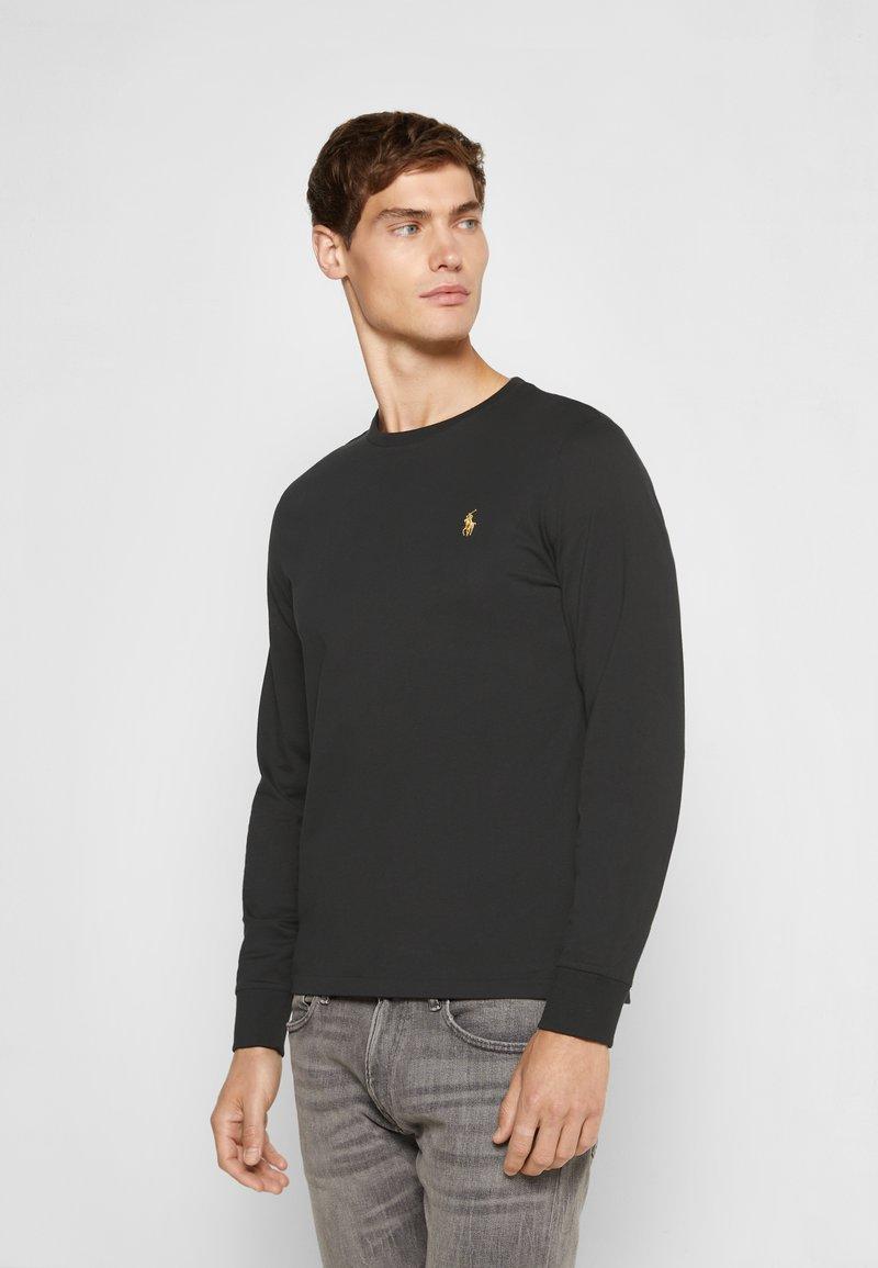 Polo Ralph Lauren - Long sleeved top - black/gold