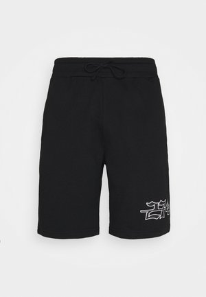APPLIQUE - Shorts - black