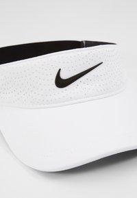 Nike Golf - VISOR - Cappellino - white/anthracite/black - 2