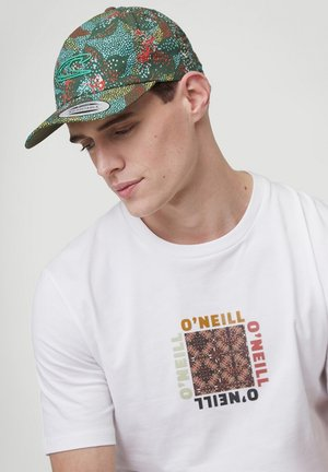 Gorra - green with