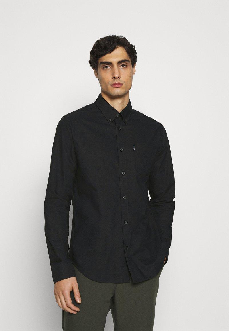 Ben Sherman - SIGNATURE OXFORD  - Overhemd - barely black