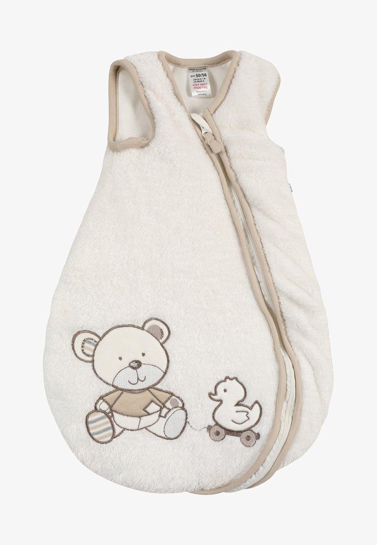 Jacky Baby - NOS BEAR BABY - Baby's sleeping bag - offwhite