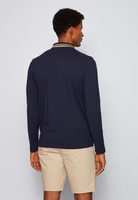 BOSS - PLISY - Poloshirt - dark blue - 2