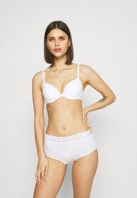 Marks & Spencer London - FULL BRIEF 5 PACK - Underbukse - white - 0