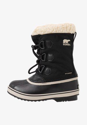 YOOT PAC - Winter boots - black