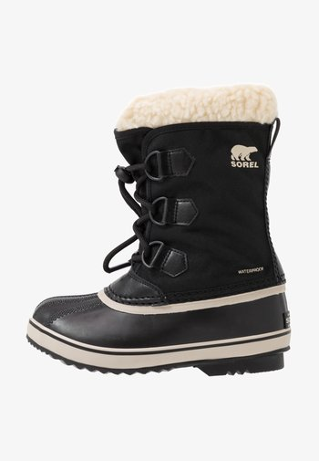 YOUTH YOOT PAC UNISEX - Snowboots  - black