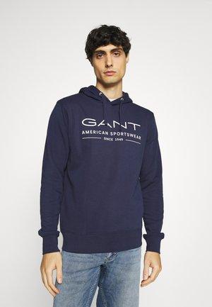 SUMMER HOODIE - Sweatshirt - classic blue