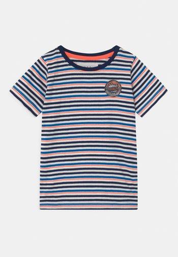 STREIFEN KID - Print T-shirt - white
