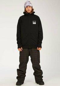 Billabong - Zip-up sweatshirt - black - 1