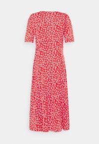 Anna Field - Maxi dress - red/white - 1