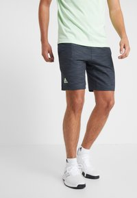 adidas Performance - SHORT - Sports shorts - carbon - 0