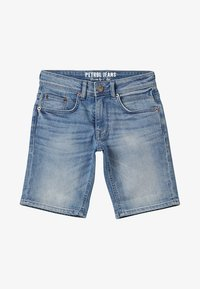 Petrol Industries - Denim shorts - bleached - 4