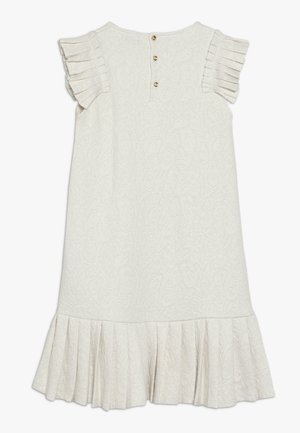 MONTANA DRESS - Cocktailkjole - cloud cream