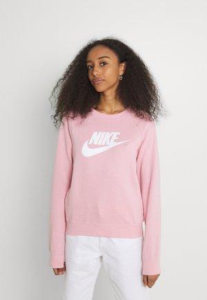 CREW - Felpa - pink glaze/white
