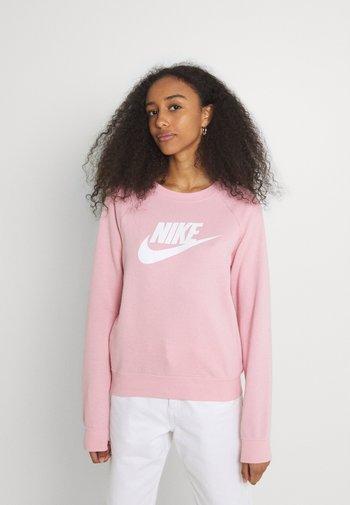 CREW - Sweatshirt - pink glaze/white