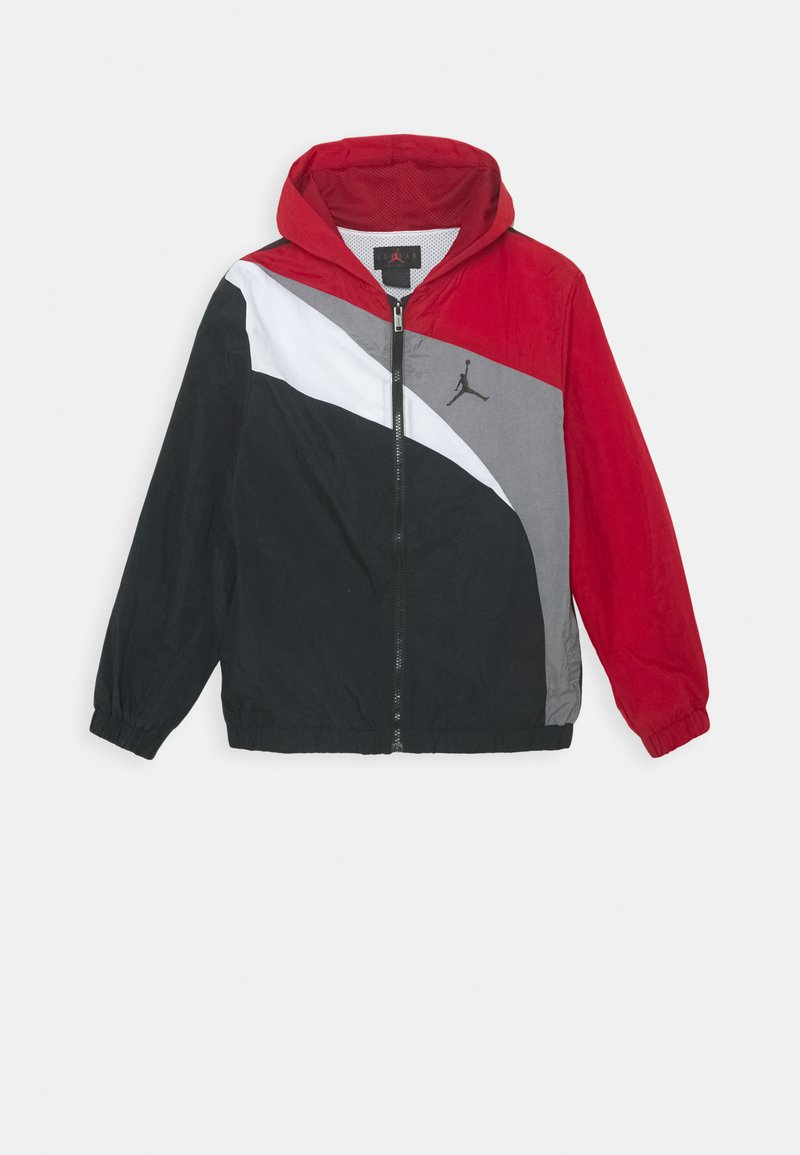 Jordan - JUMPMAN WAVE - Training jacket - gym red