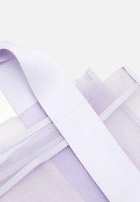 Weekday - CARLA TOTEBAG - Tote bag - purple - 3