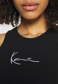 Karl Kani - SMALL SIGNATURE  - Top - black - 5