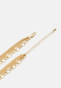 Fire & Glory - FAPPY COMBI NECKLACE - Smykke - gold-coloured - 1