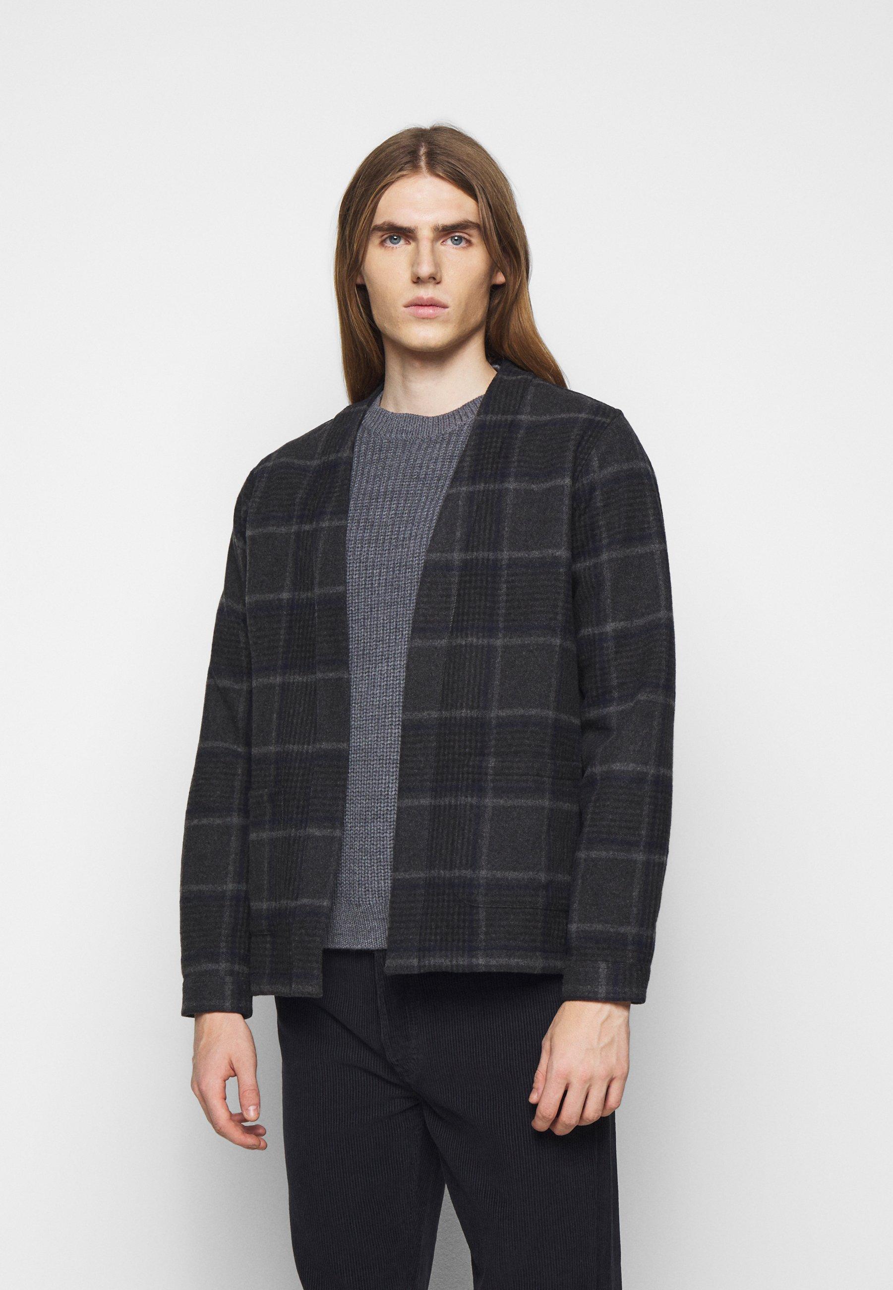 Men UPROAR - Blazer jacket - grey melange