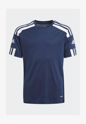 SQUAD UNISEX - Printtipaita - team navy blue/white