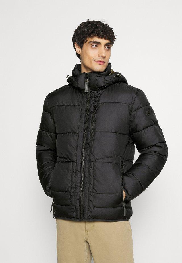 Zimní bunda - charcoal