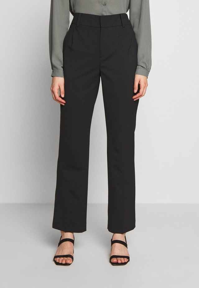 ESSAY - Trousers - black