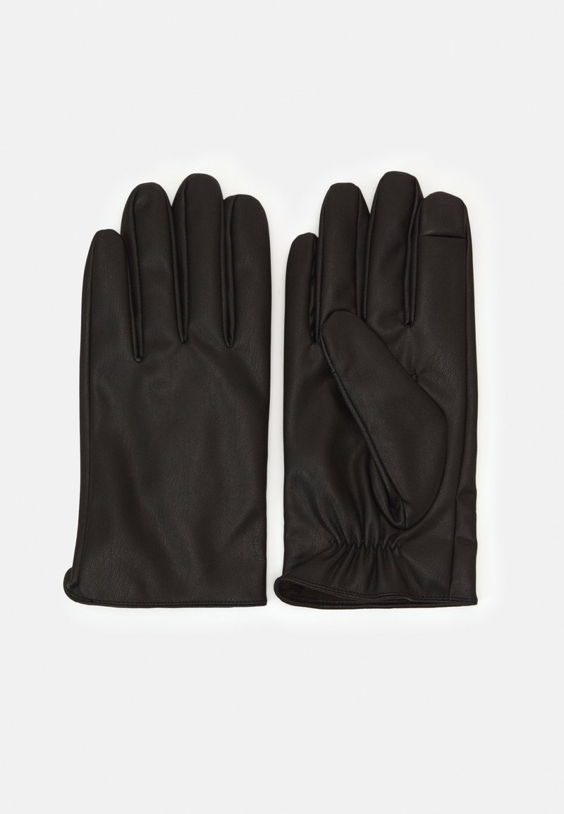 Pier One - TOUCH SCREEN - Gloves - black