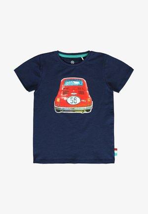 T-shirt print - dress blues