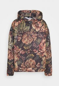 Jaded London - VINTAGE PRINTED HOODIE - Sweatshirt - floral - 0